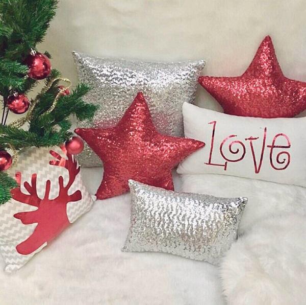 Consejos Para decorar en Navidad decoracinnavidad brillante amor